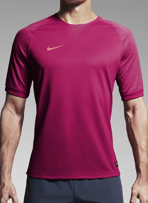 Koszulka NIKE SELECT FLASH SS TRNG TOP 627209691